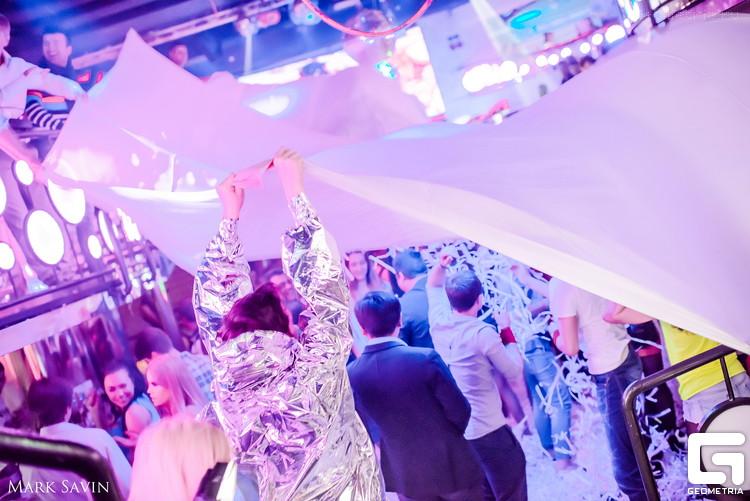 Первомайская вечеринка 2013 в клубе Pacha Moscow. Организатор мероприятия SLG group